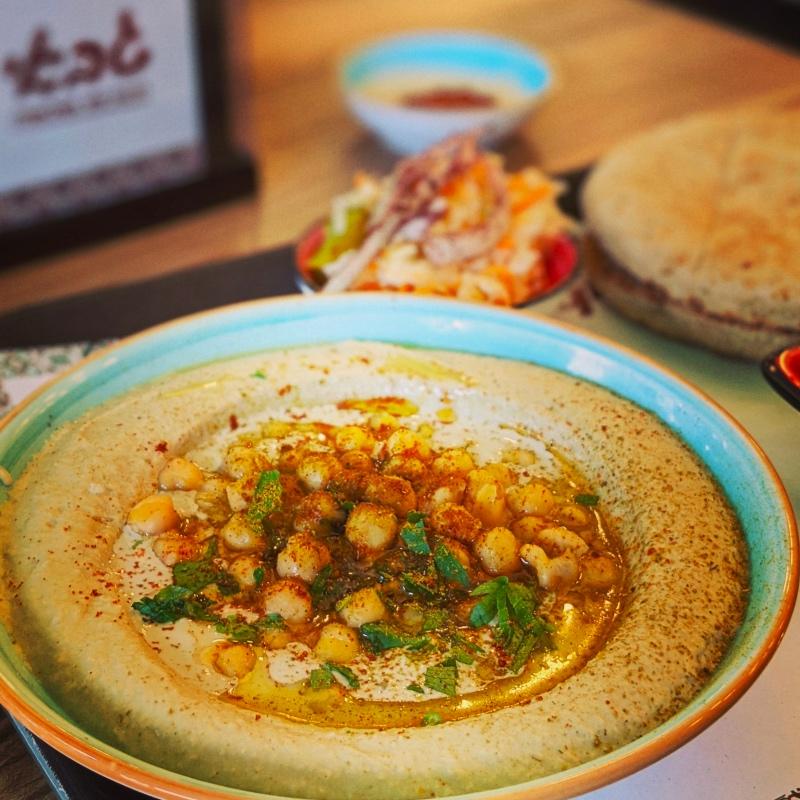Личный опыт: знакомство с вегетарианской кухней Тель-Авива-Фото 9