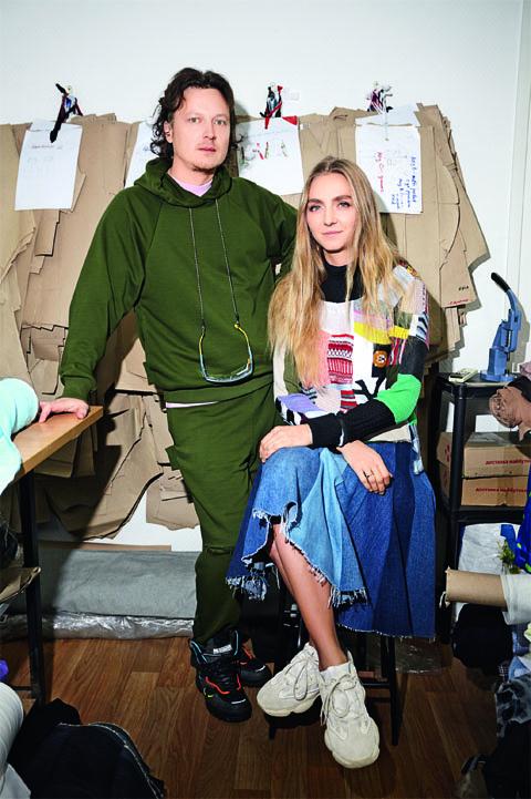 Эра денима: большое интервью с Ксенией и Антоном Шнайдер-Фото 1