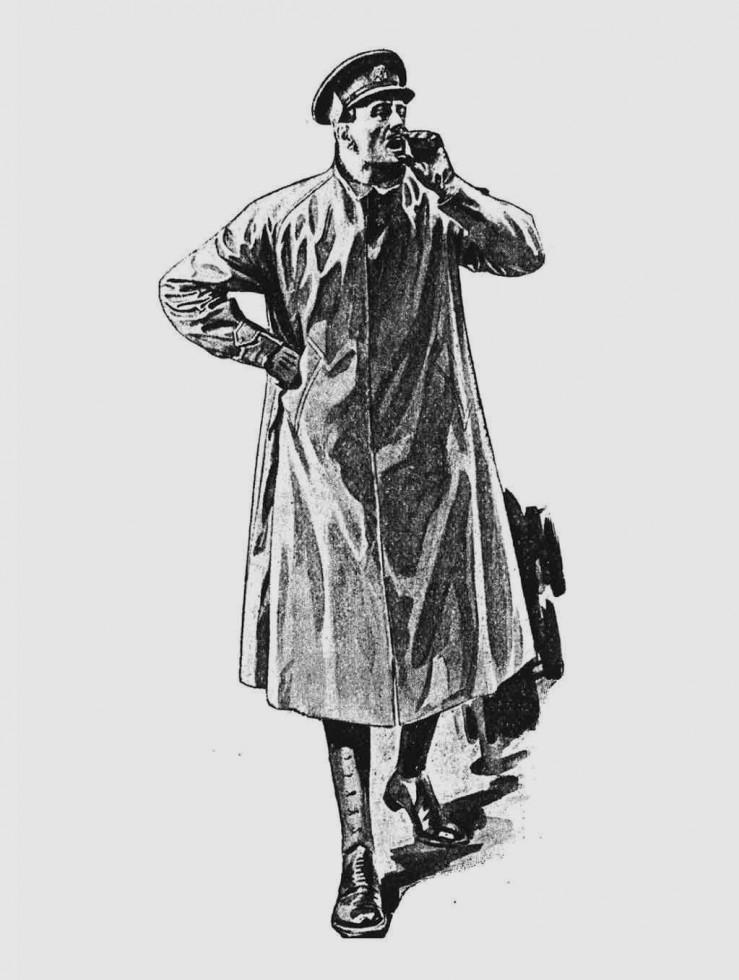Рыцари плаща: как тренч стал неотъемлемой частью базового гардероба-Фото 2