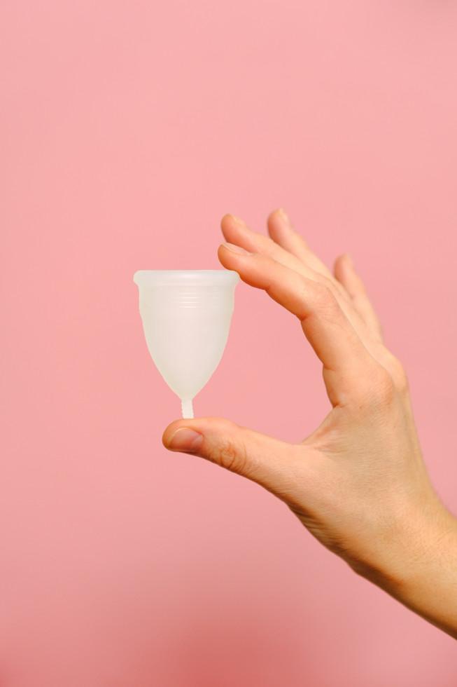 менструальная чаша возникновение