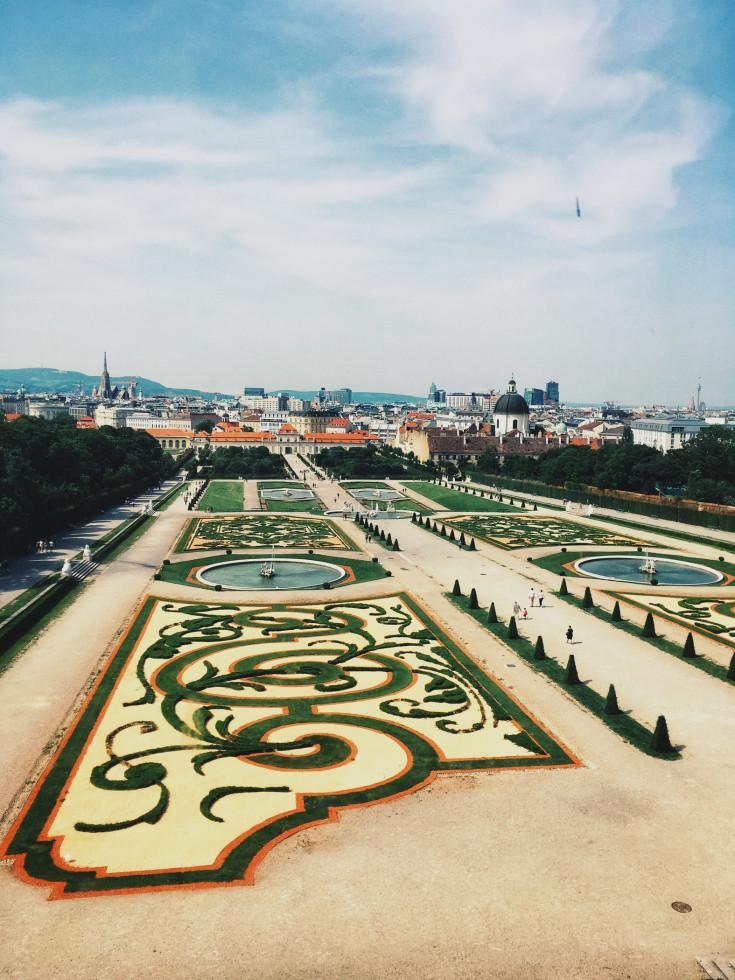 Вена стала самым чистым и зеленым городом мира-Фото 2