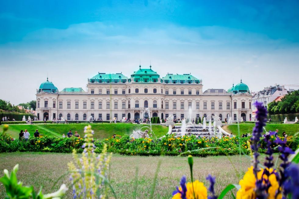 Вена стала самым чистым и зеленым городом мира-Фото 1