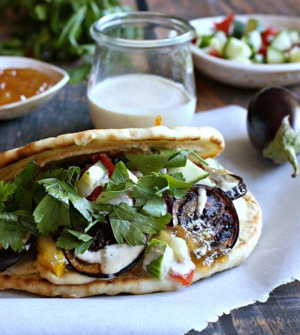 Личный опыт: знакомство с вегетарианской кухней Тель-Авива-430x480
