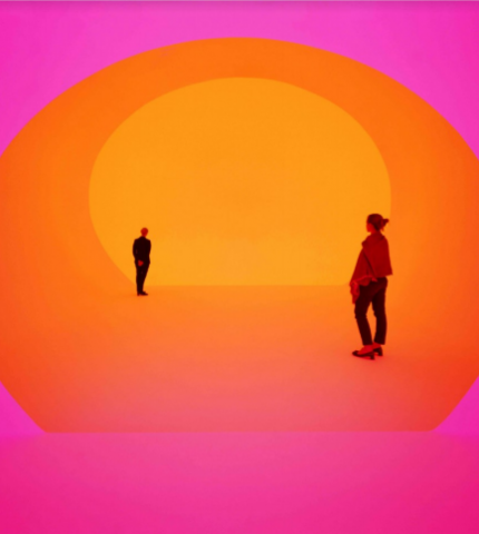 Свет и пространство: как калифорнийские художники создают у зрителя ощущение парадокса-430x480