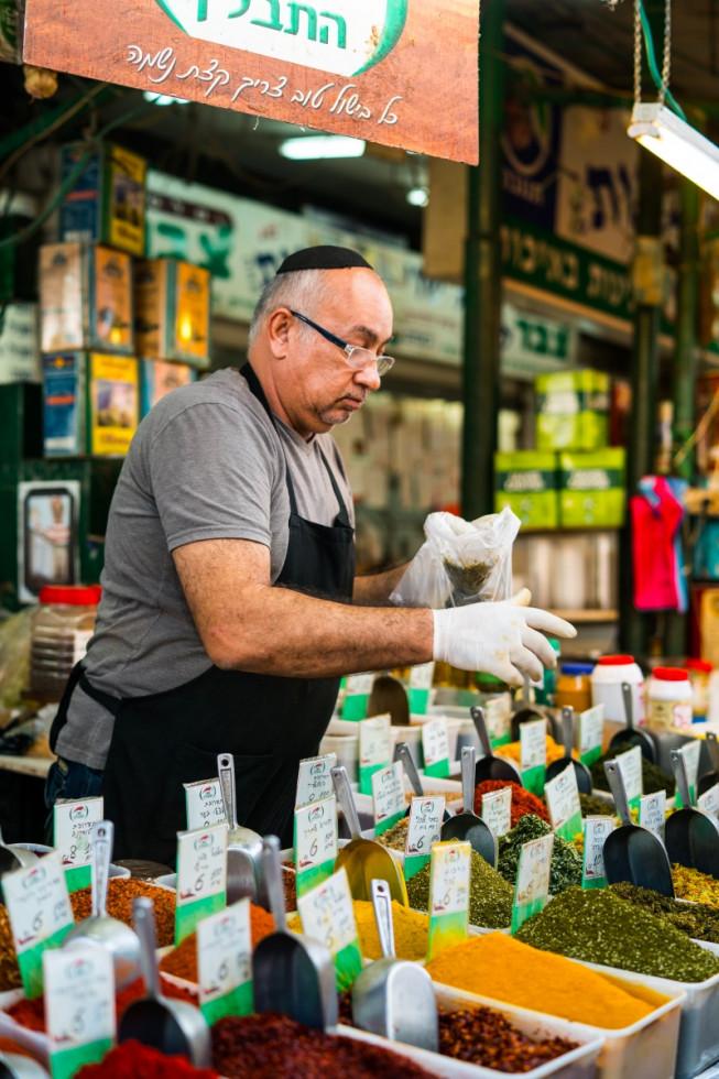 Личный опыт: знакомство с вегетарианской кухней Тель-Авива-Фото 5