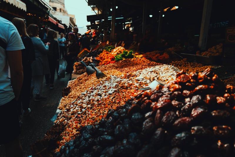 Личный опыт: знакомство с вегетарианской кухней Тель-Авива-Фото 13