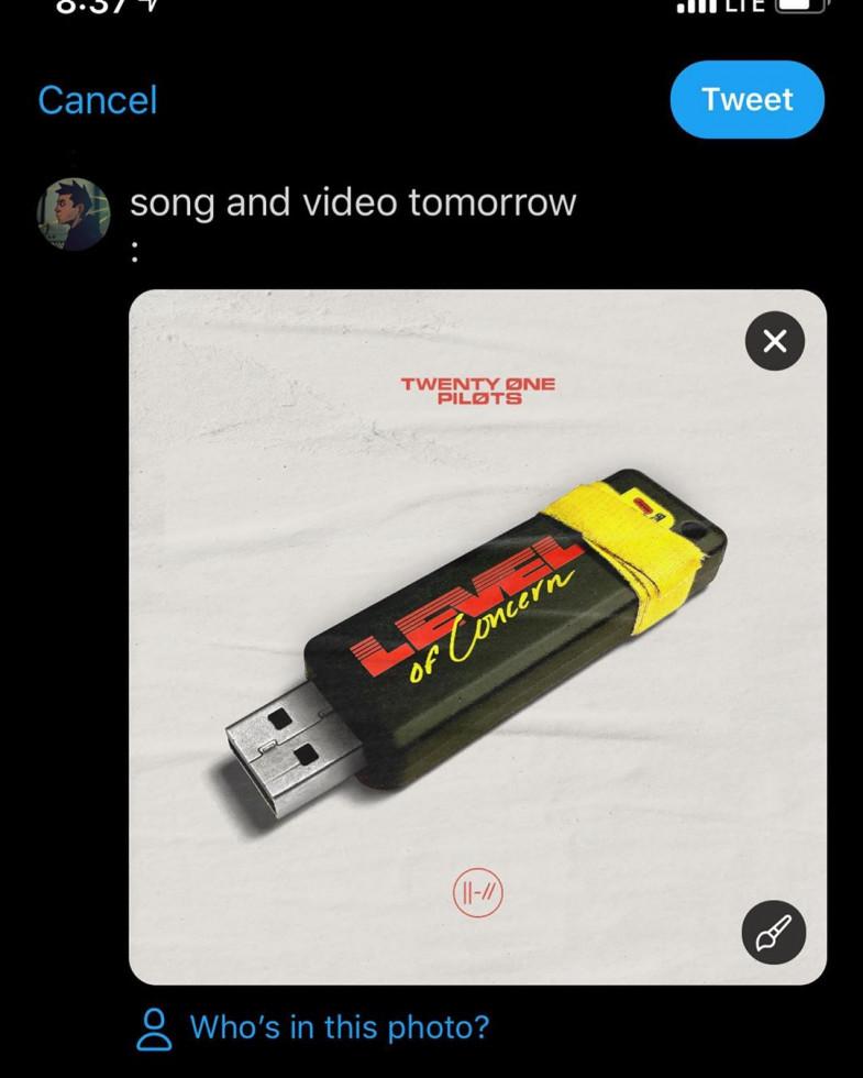 Twenty One Pilots выпустили позитивный клип о самоизоляции и карантине-Фото 1