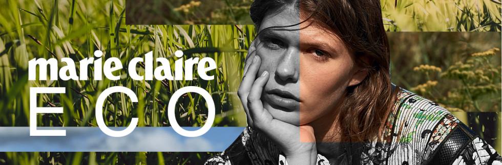 Июнь — месяц экологии на Marie Claire