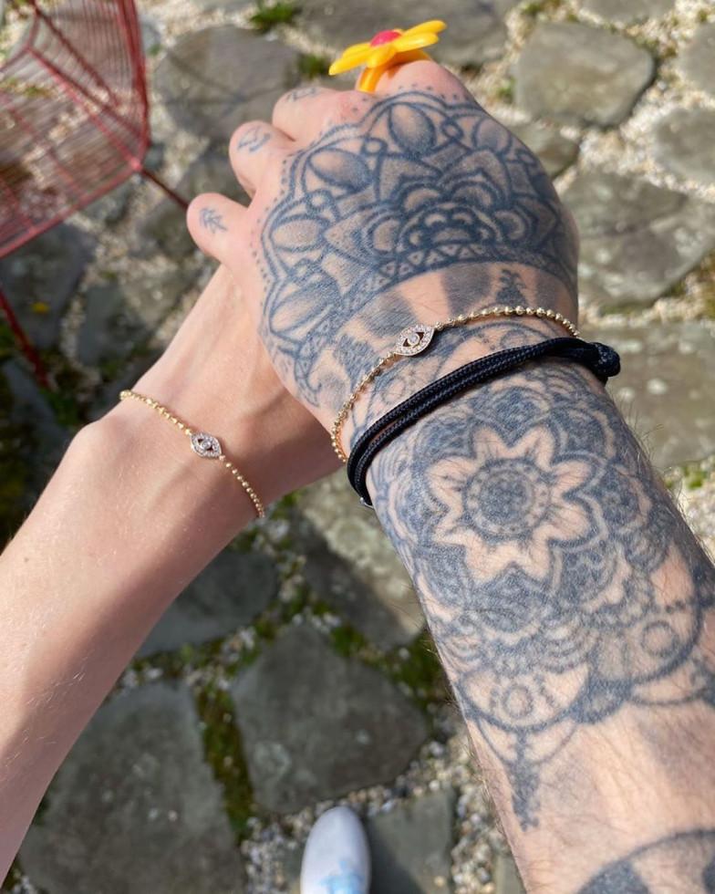 Новая татуировка Зейна Малика намекает на помолвку с Джиджи Хадид-Фото 2