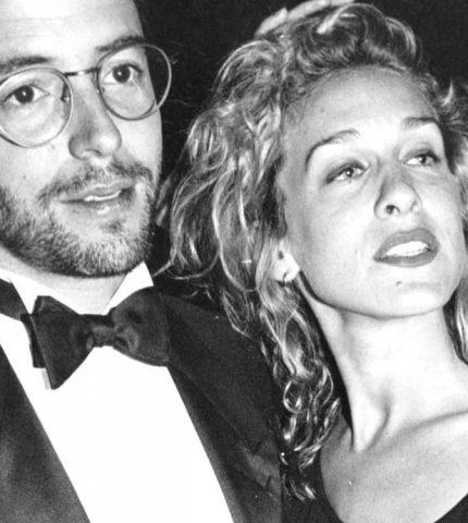 Сара Джессика Паркер и Мэттью Бродерик отметили 23-ю годовщину свадьбы-430x480