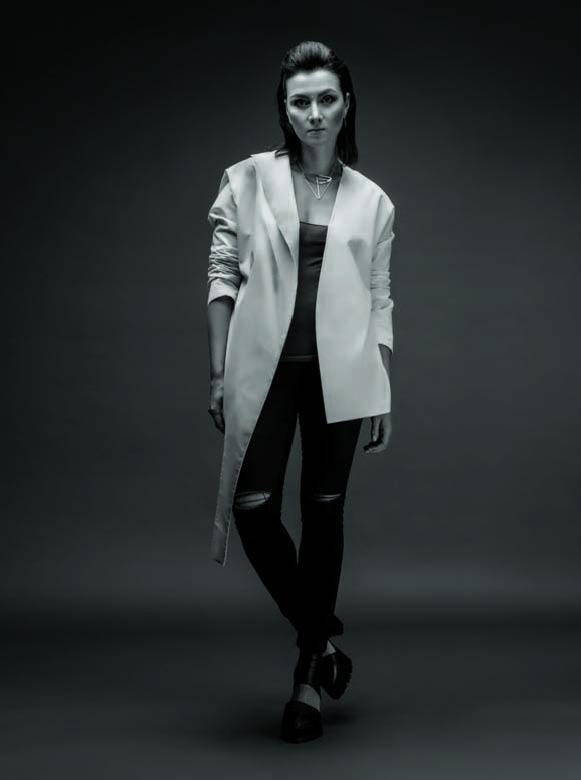 Elena Burenina Stayathome Marie Claire 2
