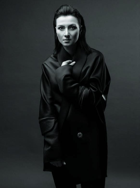 Elena Burenina Stayathome Marie Claire 3