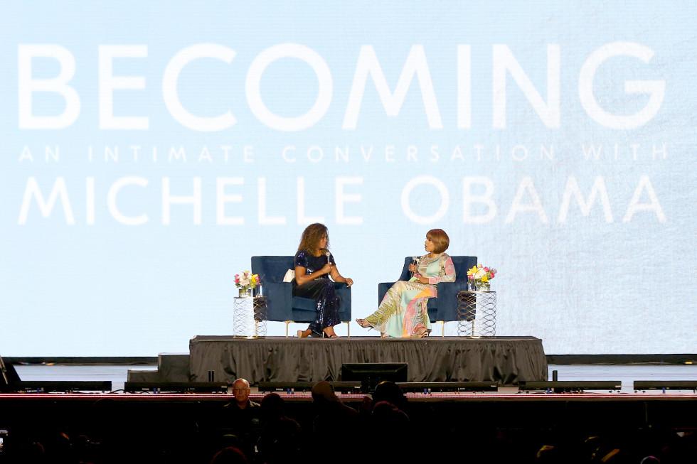 Что нового мы узнали о Мишель Обаме из документального фильма Netflix-Фото 4