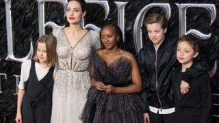 Брэд Питт и Анджелина Джоли вместе отпраздновали день рождения дочери Шайло-320x180