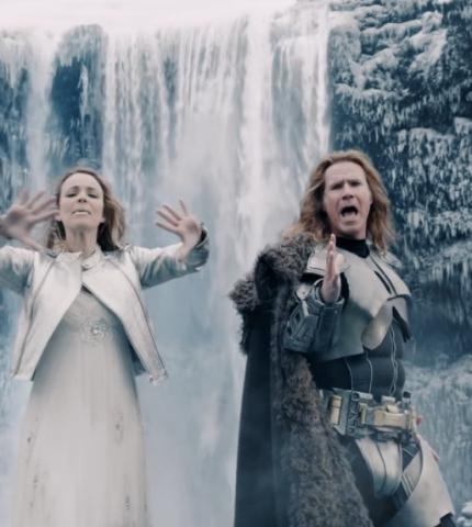 Трейлер комедии о «Евровидении» с Рейчел Макадамс и Уиллом Ферреллом-430x480