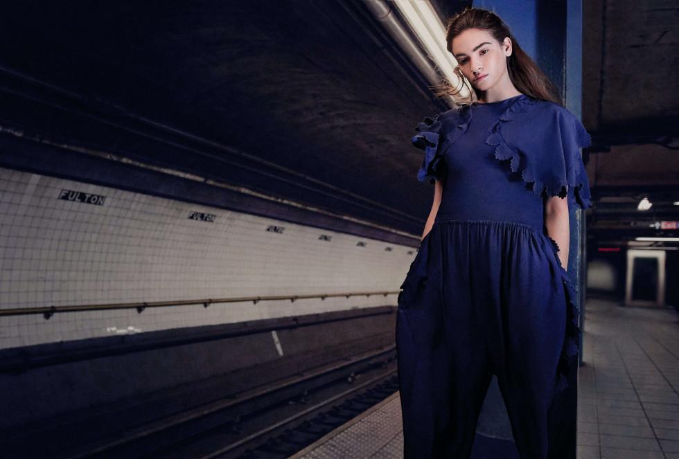 Marie Claire New York Fashion Ukraine beauty 7