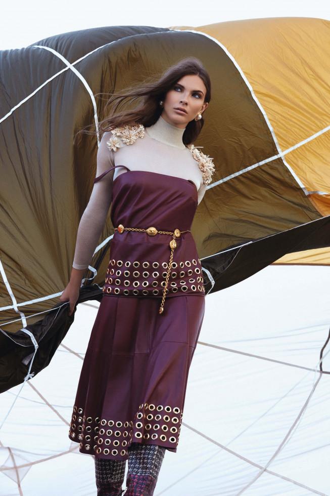 Marie Claire Ukraine Catherine Harbour London Fashion 11