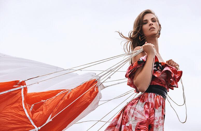 Marie Claire Ukraine Catherine Harbour London Fashion 2