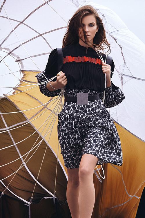 Marie Claire Ukraine Catherine Harbour London Fashion 3