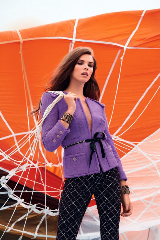 Marie Claire Ukraine Catherine Harbour London Fashion 7