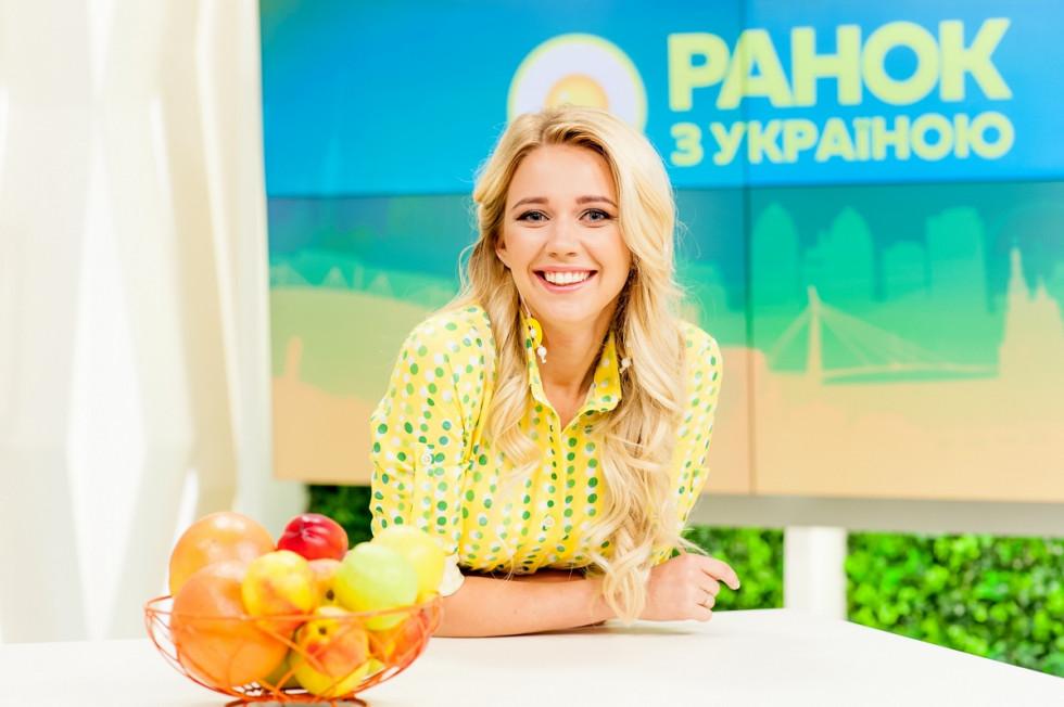 Мария Мельник в «Ранку з Україною» раскроет секреты звезд-Фото 1