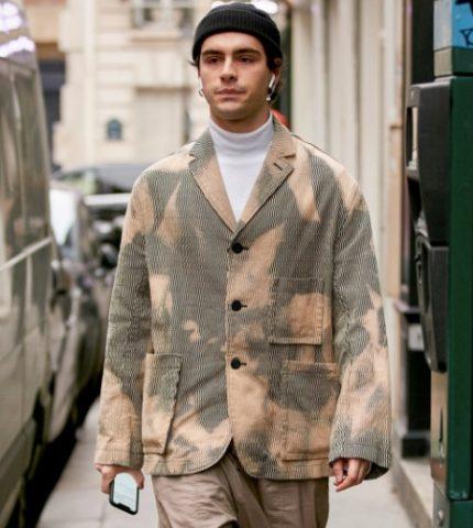 Неделю мужской моды в Париже перенесли в онлайн-430x480