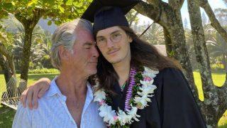 Пирс Броснан поздравил сына с окончанием колледжа-320x180