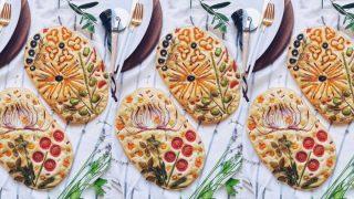 Новый food-тренд из Instagram: фокачча как произведение искусства-320x180