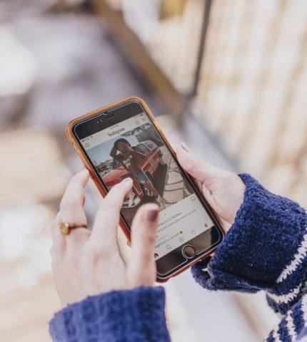 Instagram выступили в поддержку малого бизнеса-430x480