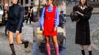 Модный аксессуар: как стильно носить носки и сочетать с другими вещами-320x180