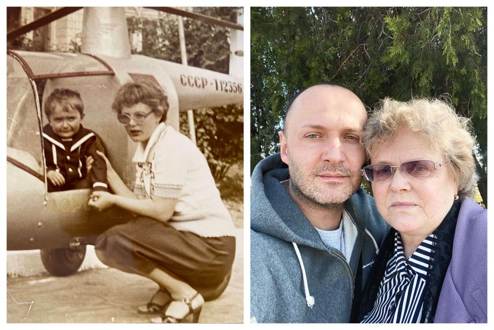 «Тоді й зараз»: команда Marie Claire ділиться архівними фото з мамами-Фото 1
