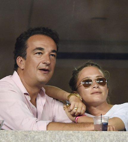 Мэри-Кейт Олсен и Оливье Саркози расстались из-за детей — СМИ-430x480