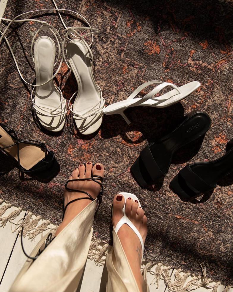 Обувь на миди-каблуке — комфортный тренд лета-Фото 1