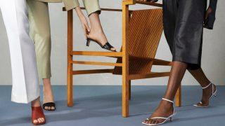 Обувь на миди-каблуке — комфортный тренд лета-320x180