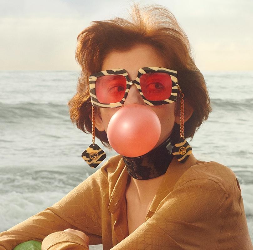Чтоб не потерять: очки с цепочкой – один из главных трендов этого сезона-Фото 1