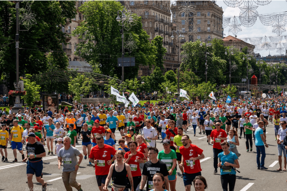 «Пробіг під каштанами» пройде в форматі благодійної ініціативи #ПробігONлайн-Фото 1