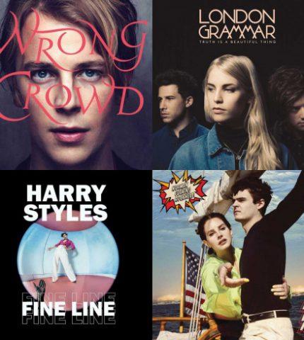 Музыкальные альбомы, которые сделают ваше лето атмосферным-430x480