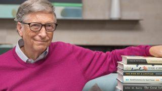 Билл Гейтс порекомендовал список книг, сериалов и фильмов на лето-320x180
