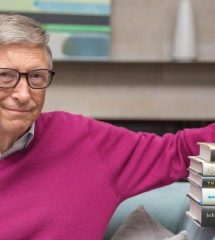 Билл Гейтс порекомендовал список книг, сериалов и фильмов на лето-430x480