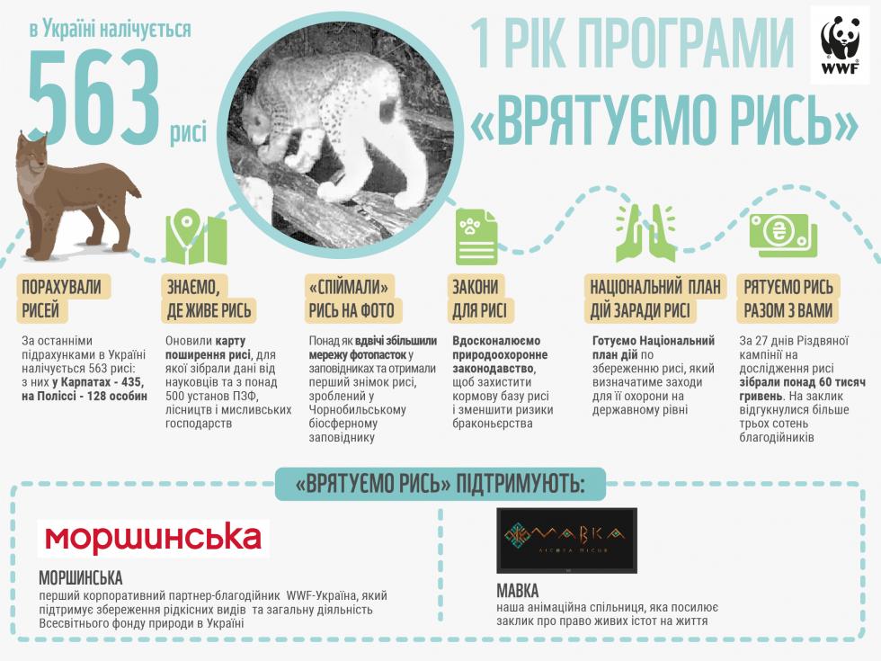 WWF-Україна: «Ми отримали першу з 2009 року детальну  карту поширення рисі в Україні, але не готові її оприлюднити»-Фото 2