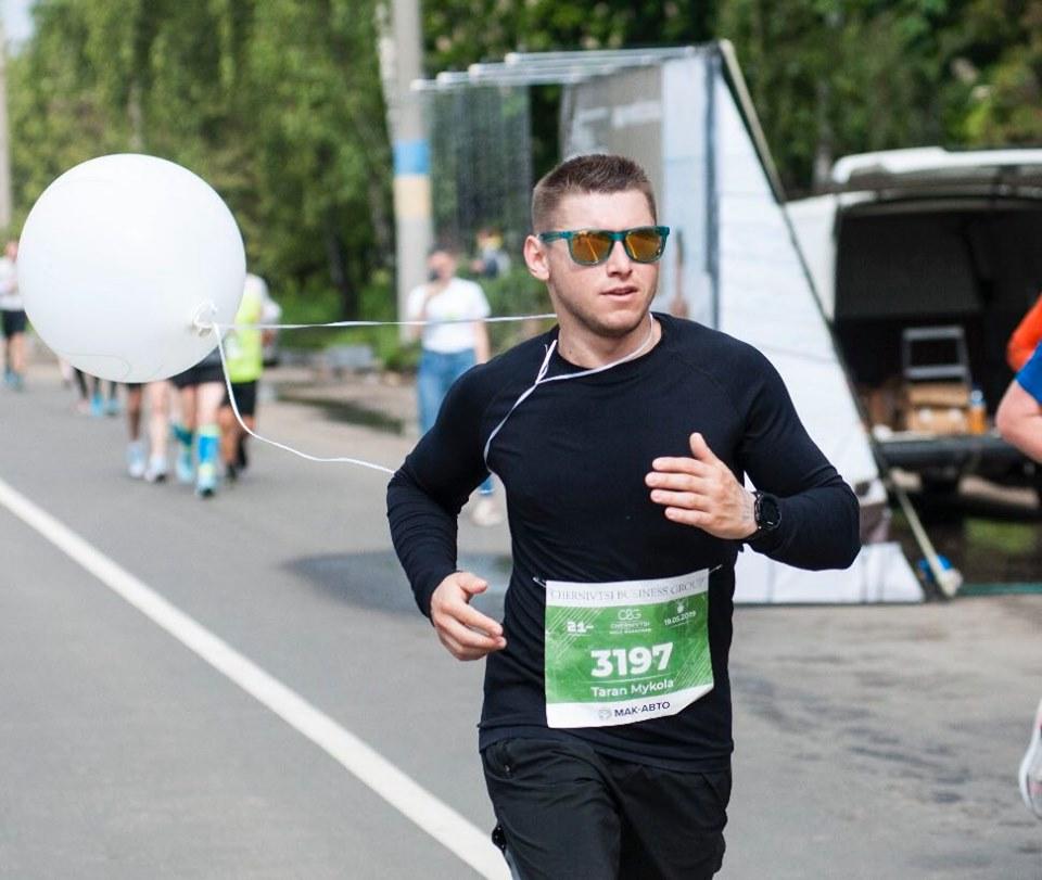 Бігун Микола Таран про те, як бути першим українцем, який взяв участь у Лос-анджелеському марафоні-Фото 1