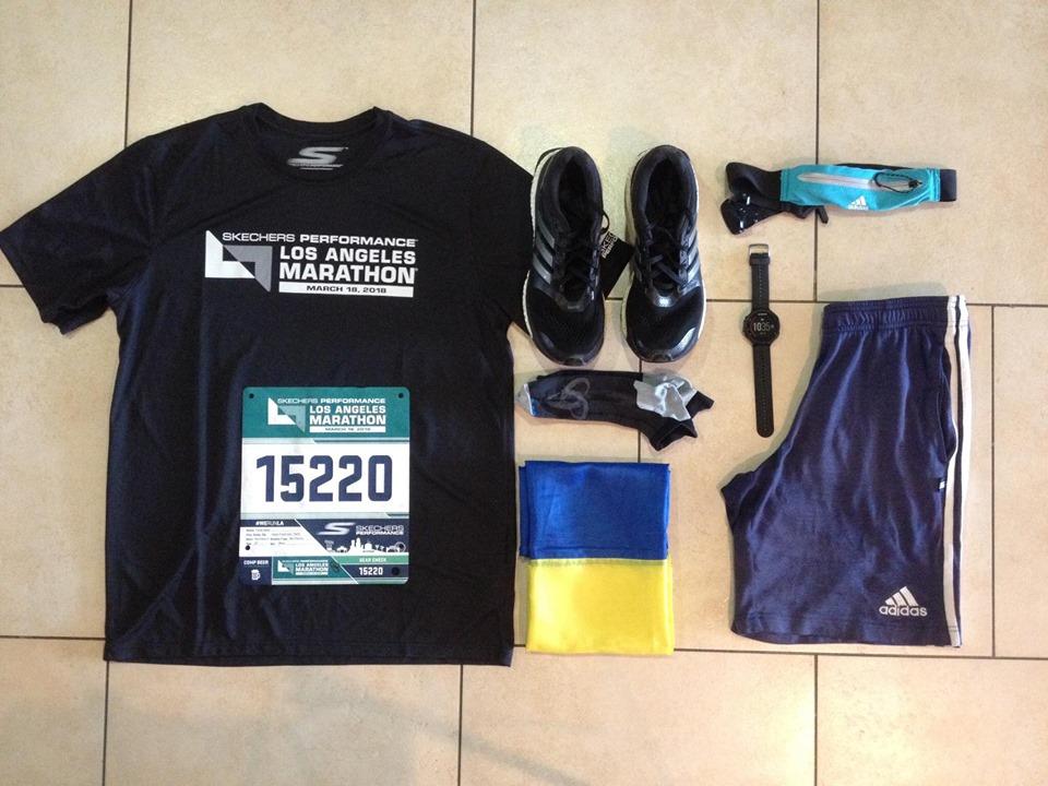Бігун Микола Таран про те, як бути першим українцем, який взяв участь у Лос-анджелеському марафоні-Фото 2