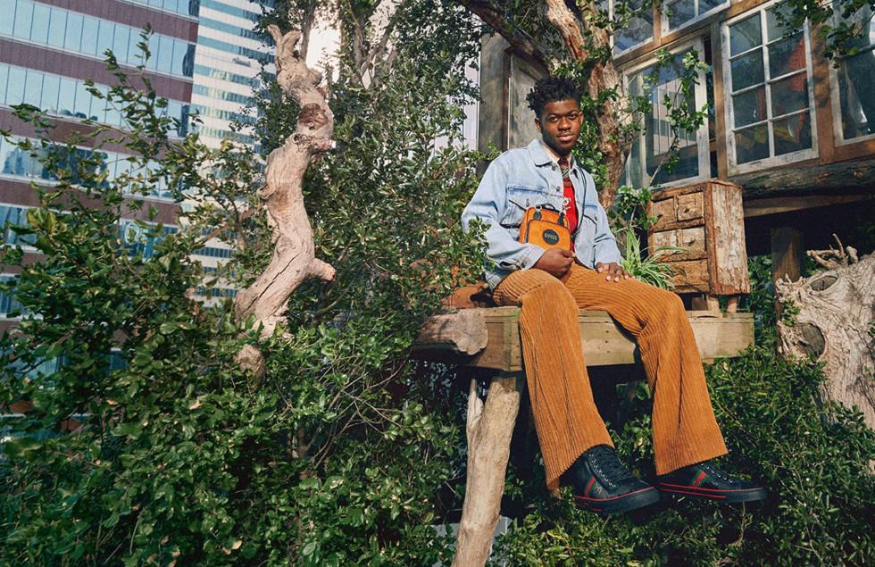 Джейн Фонда и Lil Nas X стали лицами эко-линии Gucci-Фото 4