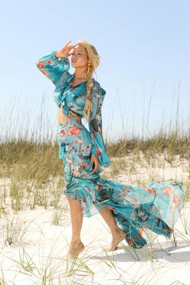 Девушка с обложки: модель Йилена Эрнандес о секретах красоты, бизнесе и большой мечте-Фото 3