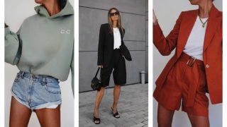 Модные шорты лета 2020-320x180