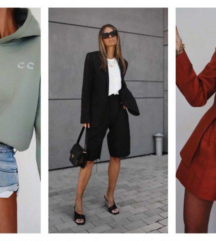 Модные шорты лета 2020-430x480