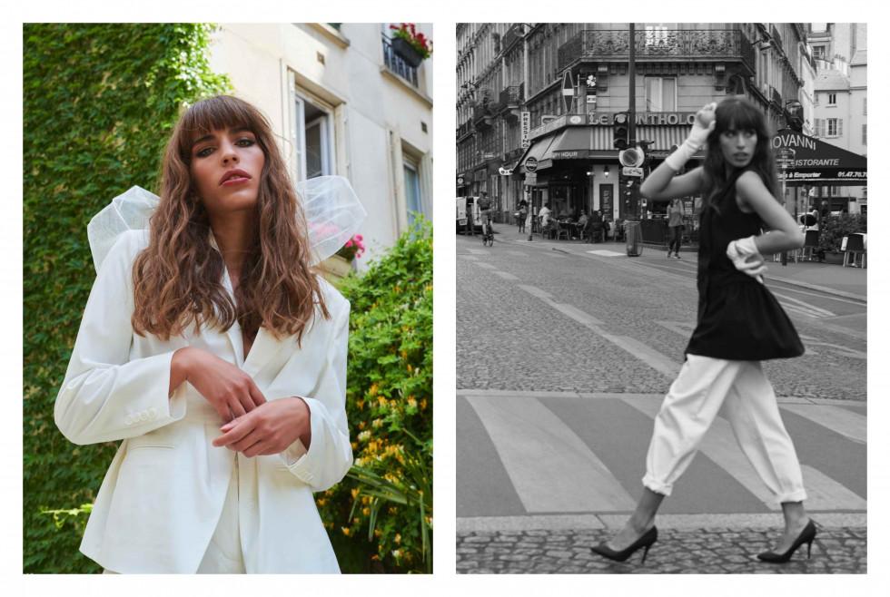 Rue Bleue: эксклюзивная съемка для Marie Claire Ukraine-Фото 1