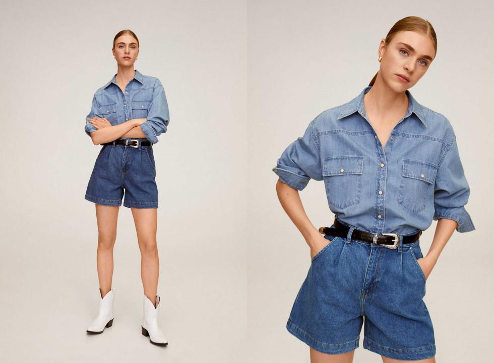 Модные шорты лета 2020-Фото 5