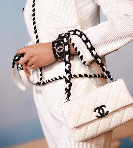 Chanel впервые показали круизную коллекцию в онлайн-режиме-430x480