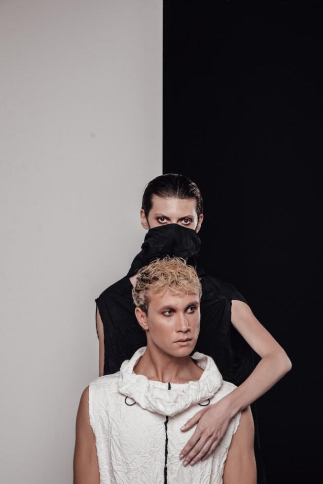Модное знакомство: коллекция «Under the mask» Juliya Kros-Фото 1
